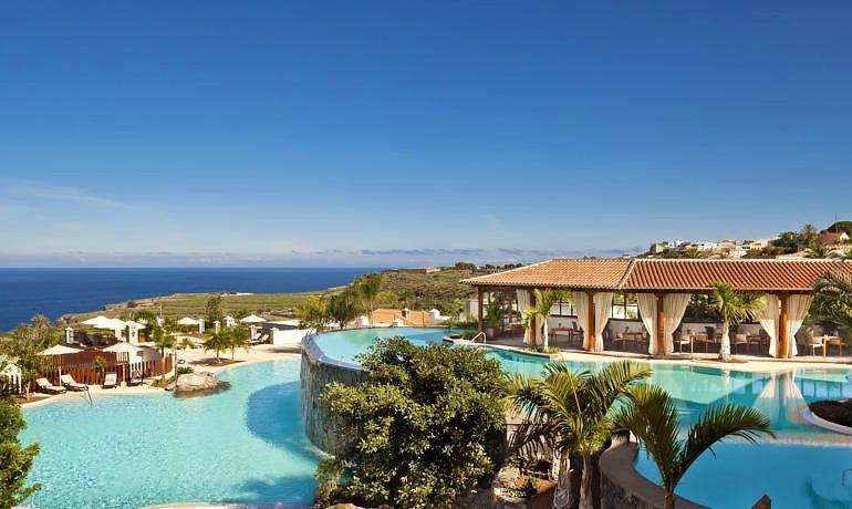 Hôtel Melia Hacienda del Conde adult Only Tenerife Canaries